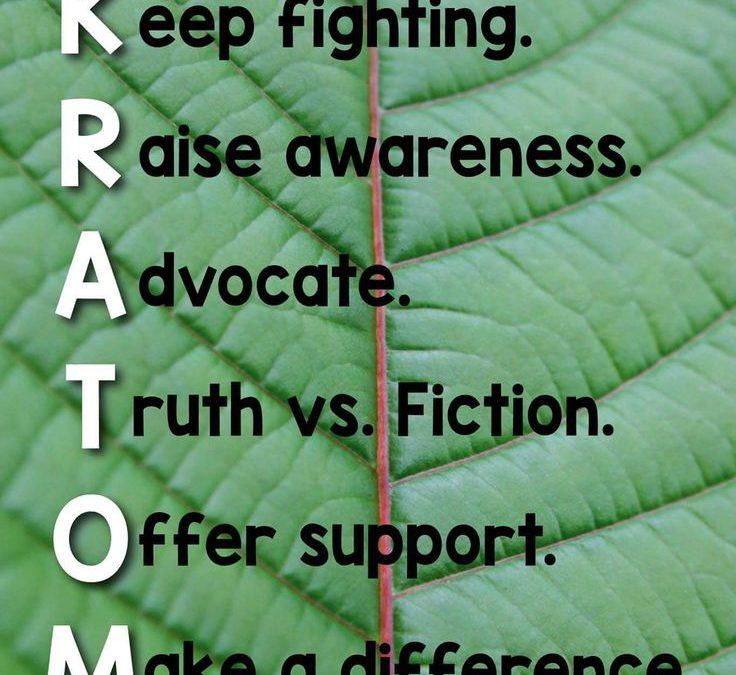 #TeamAKA Works with Scientists to Author New Letter on #Kratom – #kratomchangeslives #wearekratom #keepkratomlegal